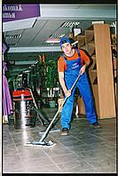 Мытье производственных цехов и оборудования
