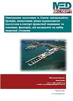 Опрос населения Одессы: узнаваемость брендов, определение уровня удовлетворенности услугами и основных факторо