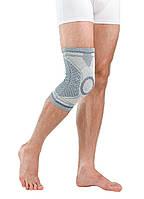 Бандаж (ортез) на коленный сустав «Комфорт» с силиконовым кольцом