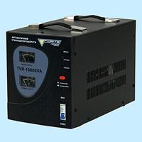 Стабилизатор напряжения релейный FORTE TVR-10000VA (10 кВт), фото 1