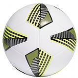 Мяч футбольный для детей Adidas Tiro League ТSВE FS0369 (размер 4), фото 2