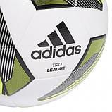 Мяч футбольный для детей Adidas Tiro League ТSВE FS0369 (размер 4), фото 3
