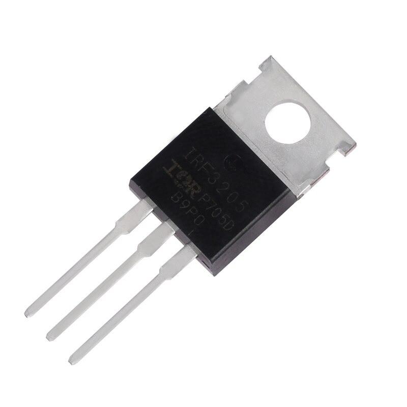 Транзистор IRF740 польовий N-канальний