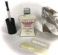 Гель лак Master Professional (10мл), цвет №090 (брызги шампанского)