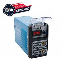 Cварочный инвертор BauMaster AW-97I23SMD 230 А, 160-250 В, эл 1.6-4 мм, 60%, дисплей