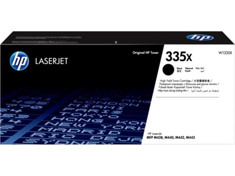 Картридж HP 335X LJ M438/M442/M443 Black (W1335X)