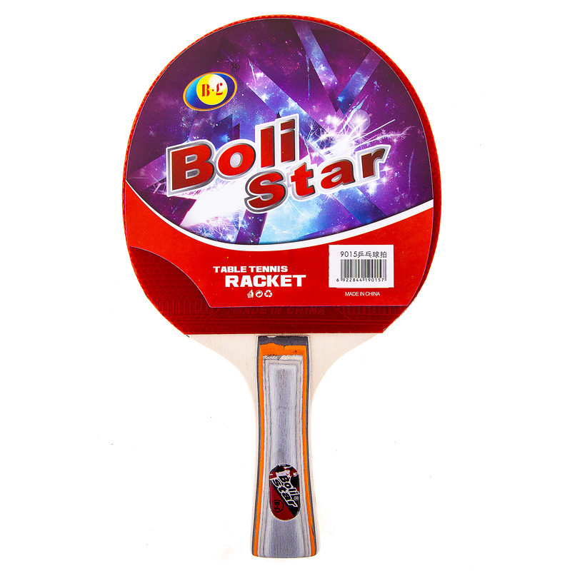 Ракетка для тениса настольного Boli Star 9015