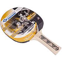 Ракетка для тенниса настольного (1 шт) DONIC LEVEL 150 MT-705116, фото 1