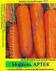 Семена моркови «Артек» 25 кг (мешок)