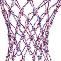 Сетка для баскетбольного кольца (1 шт) Элит d-5,5мм SO-5253