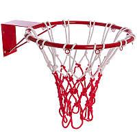 Сетка баскетбольная (2 шт) 12 петель C-5642
