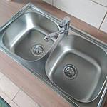 Скидка на кухонные мойки из нержавейки до 30%
