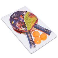 Набор для настольного тенниса STIGA FORCE МТ-6367