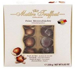 Шоколадні цукерки Maitre Truffout, 250 г