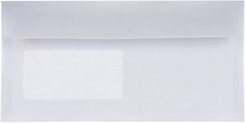 Конверт пошт. E65/DL (0+0) скл вікно №2152(100)(1000)