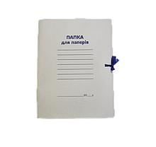 Папка швидкозшивач А-4 КАРТОН.0.35  упак.100 шт ш.к.4820008710024