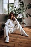 Костюм Жіночий Безшовний Білий, фото 3