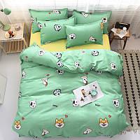 Комплект постельного белья dog (полуторный) berni home Berni Home