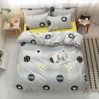 Комплект постельного белья hello (полуторный) berni home Berni Home