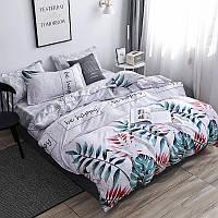 Комплект постельного белья be happy (двуспальный-евро) berni home Berni Home