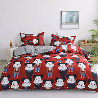 Комплект постельного белья mister hamster (полуторный) berni home Berni Home