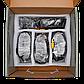 Комплект видеонаблюдения Green Vision GV-K-G02/04 720Р, фото 2