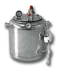 """Автоклав """"А8 electro"""" (8 пол литровых банок или 7 литровых)"""