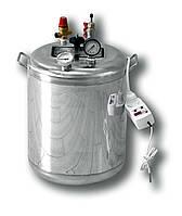 """Автоклав Укрпромтех """"ГУД16 electro"""" (16 пол литровых банок или 7 литровых)"""