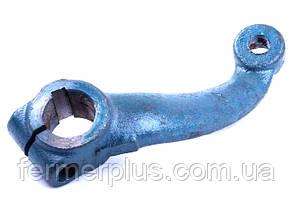 Сошка поворотного механізму (цапфи) ліва