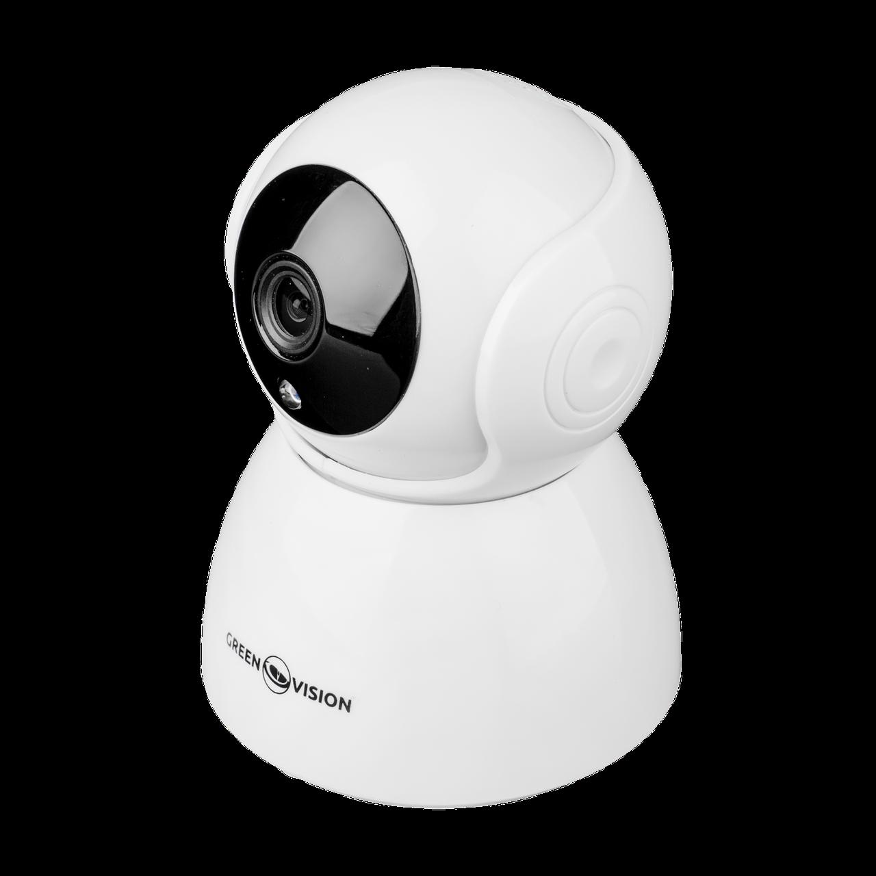 УЦ Беспроводная поворотная камера GreenVision GV-089-GM-DIG20-10 PTZ 1080p