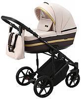 Коляска 2 в 1 Adamex Rimini Tip RI-84 Розовая Коляска для новорожденного