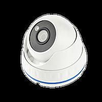 БУ Купольная IP камера GreenVision GV-073-IP-H-DOА14-20 3МР (Lite), фото 1