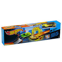 Трек Hot wheels Мега джамп W5367, Хот вилс Mattel