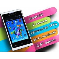 Смартфон Vinko v1 Android 3,5 дюйма,на две сим карты., фото 1