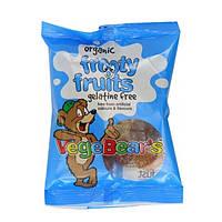 Желейные конфеты Фруктовые фрукты Органик VegeBear`s 100 г