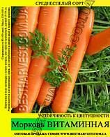 Семена моркови Витаминная 1 кг
