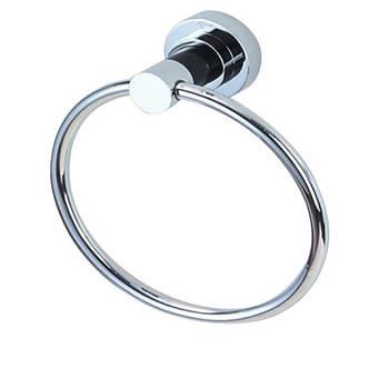 Кольцо под  полотенца 19*8,5*21см, латунь хром
