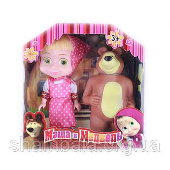Кукла Маша и Медведь (065243)