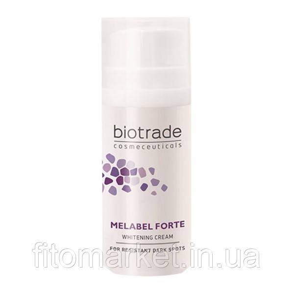 Отбеливающий крем усиленного действия для кожи с устойчивой гиперпигментацией Biotrade MELABEL 30 мл