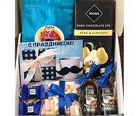 Подарок на день защитника, подарок мужчине, парню, мужу, любимому, вкусный подарочный набор, мужской