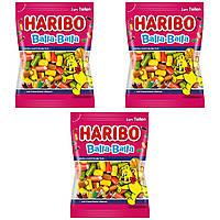 Конфеты жевательные HARIBO Balla-Balla 3 * 175 грамм (525 грамм)