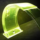 Aquaviva Водопад Aquaviva 700х500 мм, RGB LED, фото 3