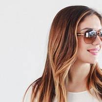 Женские солнцезащитные очки 317c18 SKL26-147410, фото 3