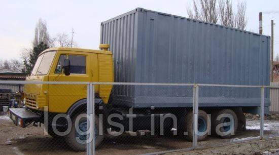 Найдём контейнер для перевозки мебели