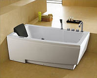 Гидромассажная ванна ORANS OLS-6119 (левая), 1600х800х600 мм