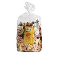 """Макаронные изделия """"Фарфалле Арлекино 5 цветов"""" (бантики) Casa Rinaldi 500г"""