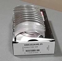 Вкладыши коренные Nissan Micra, Note 1.5dci King 0.25
