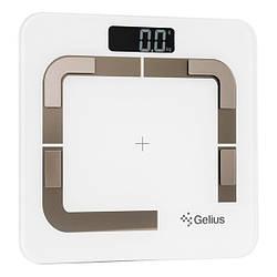 Ваги підлогові Gelius Floor Scales Zero 2 Fat GP-BFS002 White (Bluetooth)