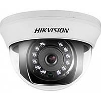 2MP Купольная камера HIKVISION  DS-2CE56D1T-IRMM