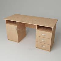 Стол двухтумбовый 1500*600*750h для  дома и офиса